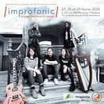 / improfonic / du 27 au 29 février à l'IREPScènes Théâtre
