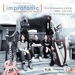 / improfonic / les 22 et 23 novembre à la Villa Gillet